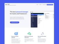 Vault App -  Password & Account Manager