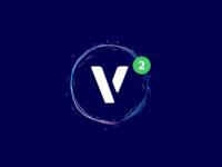 Hypervault logo