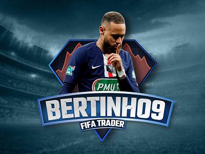Fifa Trader Bertinho9 logo trader fifa trader logo fifa21