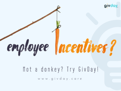 Incentives for humans not donkeys