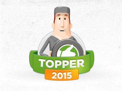BesteGarage.nl Topper 2015