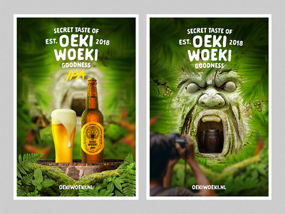 Oeki Woeki Brewery Posters
