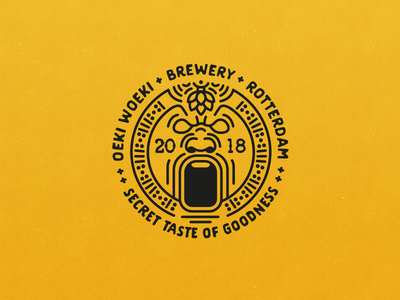 Oeki Woeki Brewery Logo