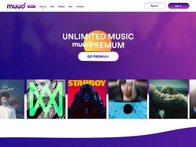 Muud Global - Unlimited Music