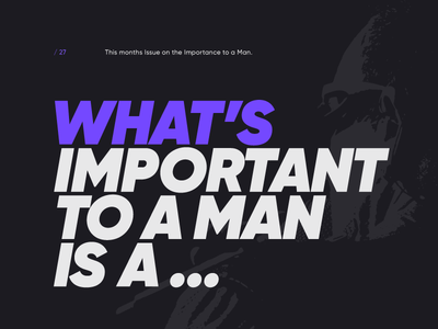Gilroy #2 typeface design font type typography