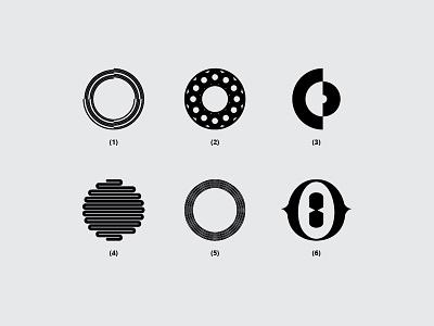 Letter O branding font illustration animal flat logo typography monogram dribbble minimal creative lettering