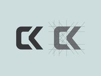 Ck Monogram