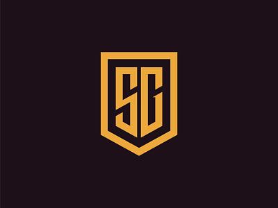 SG Monogram illustration vector branding typography gs sg dribbble minimal icon font flat design logo monogram lettering creative