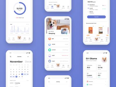 iOS Health Care Mobile App