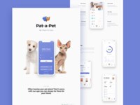 Pet Care Landing