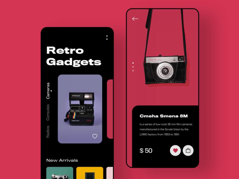 Retro Stuff Store