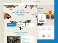 Prague Spring Homepage