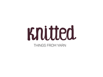 Knitted Logo