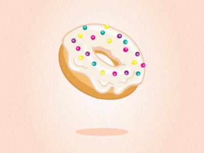 Creamy Donut