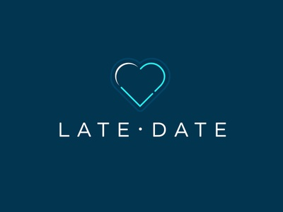 Late Date Logo Concept (revised)