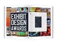 EXHIBITOR Magazine's 2014 Exhibit Design Awards