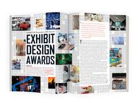 EXHIBITOR Magazine's 2015 Exhibit Design Awards