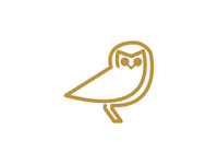 Owl - 1 line