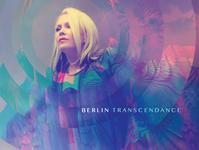 Berlin - Transcendance bandmerch band album art poster design purple texture album poster