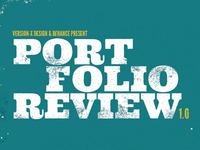 port•folio•review