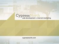 cypress brochure