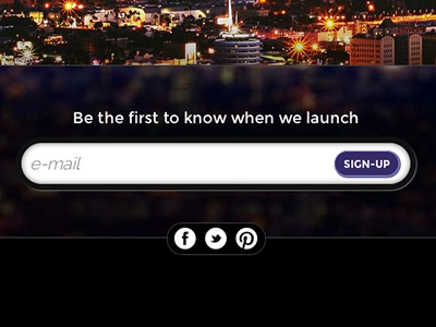 HPRLCL Email Capture