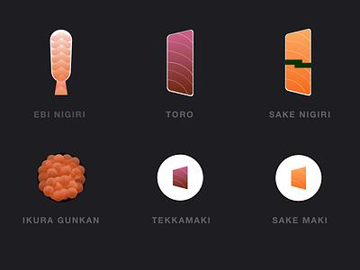 Sushi Collection maki restaurant menu sushi food japan