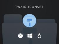 TWAIN Icon Set
