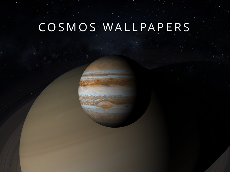 COSMOS Wallpaper Set planet space freebie wallpaper