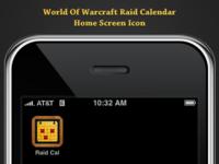 WoW Raid Calendar Icon