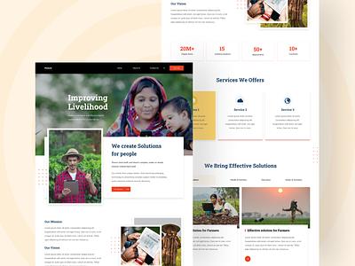 Fintech Website Design fintech uidesign uiux ui design ui
