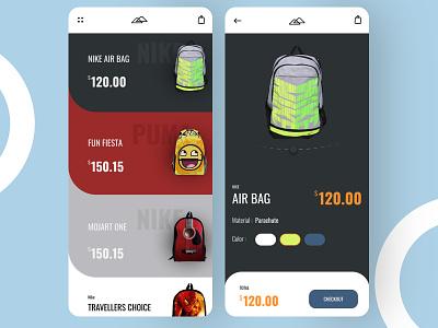 E-commerce app design minimal shopping app ecommerce app appui app design ui