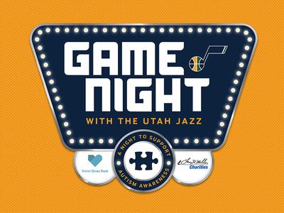 Game Night with the Utah Jazz 2018