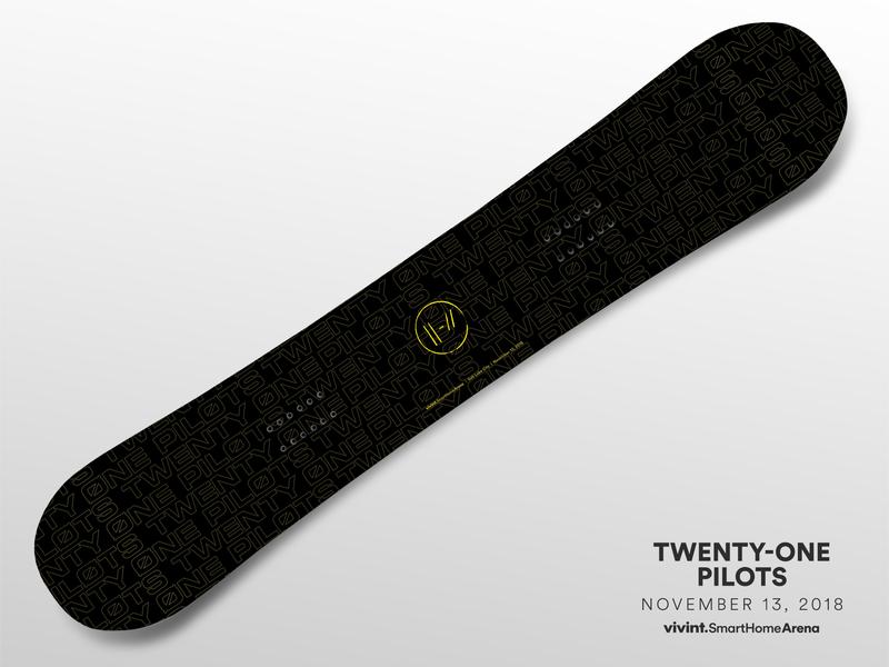 Artist Gifts—Twenty-One Pilots