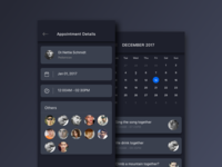 Dating chat -UI