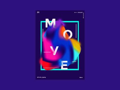 Baugasm Poster - Move