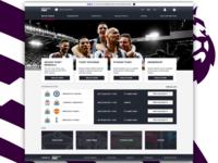 Football Ticketing Website