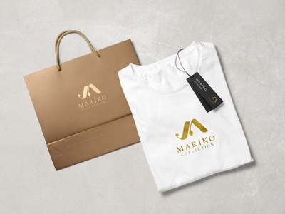 Mariko Collection Logo Design