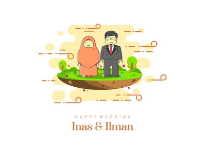 Happy Wedding-Ilman Inas