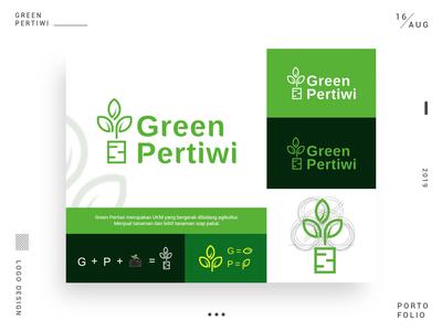 portofolio green prtiwi
