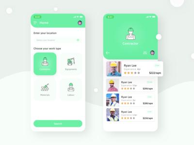 Build app concept