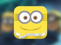 Minion Chat Icon