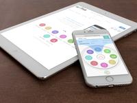 PHR App Dashboard