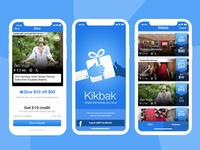 Kikbak App