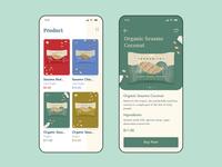 Sesame Organic App