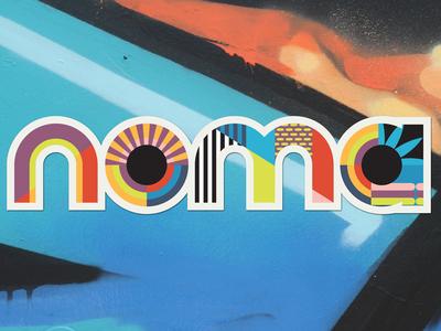 NOMA Sticker