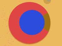 C for circle