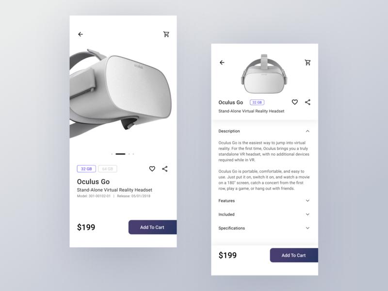 UI Challenge #012 (Single Item) figma typography e-commerce shop ux uichallenge design