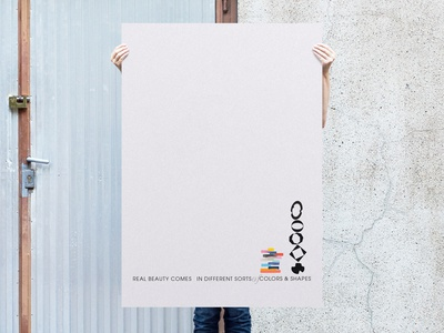 Colors & Shapes Poster
