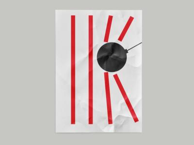 Wrecking Ball Poster